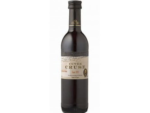 WINE RED 25CL